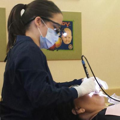 Senior Smiles Dental Care Program - Hygiene