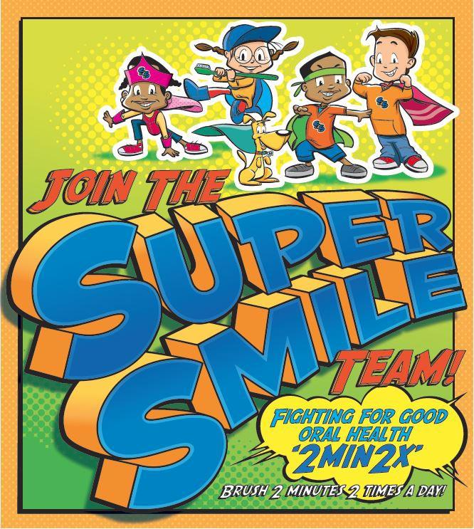 youth super smile team ADA