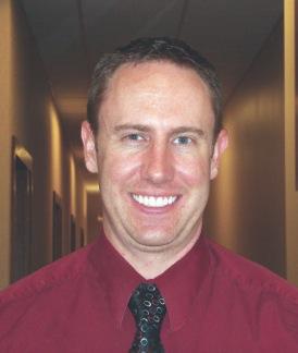 Millard McQuaid as Central Washington Family Medicine Clinic's (CWFM) Clinical Manager